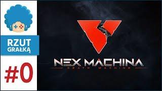 Nex Machina gameplay PL // Nex Machina po polsku Czołem ludziska! Nex Machina to twin-stick shooter z krwi i kości. Mnóstwo...