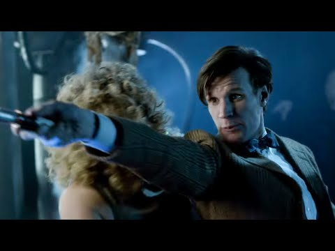The Doctor Defeats The Silence | Day Of The Moon | Doctor Who