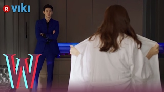 Video W - EP 3 | Han Hyo Joo Flashes Lee Jong Suk MP3, 3GP, MP4, WEBM, AVI, FLV April 2018