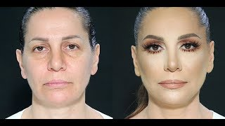 Video Mature women makeup tutorial by Samer Khouzami MP3, 3GP, MP4, WEBM, AVI, FLV Juli 2019