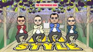 Luso Portugal  city photos gallery : Luso Style - Official Portuguese Kids HD (Gangnam Style Parody)