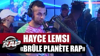 Video Hayce Lemsi brûle Planète Rap ! MP3, 3GP, MP4, WEBM, AVI, FLV Mei 2017