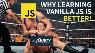 Why You SHOULDN'T Learn jQuery in 2020