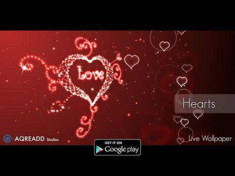 Video of Heart Live Wallpaper lite