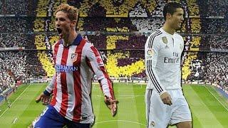 REAL MADRID 2-2 ATLETICO MADRID [GOALS FERNANDO TORRES, RONALDO And RAMOS]