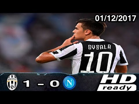 Paulo Dybala vs Napoli 1-2 - All Goals & Highlights - 01/12/2017 HD Cris Tv