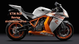 3. KTM RC8 Review Master