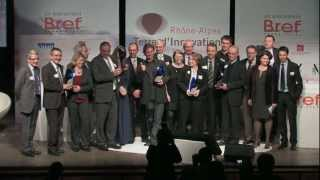 Les Trophées de l'Innovation Bref Rhône-Alpes - Annecy 2012