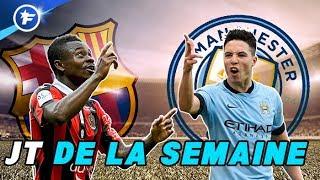 Video Seri vers le Barça, Nasri quitte Manchester City | JT de la semaine MP3, 3GP, MP4, WEBM, AVI, FLV Agustus 2017
