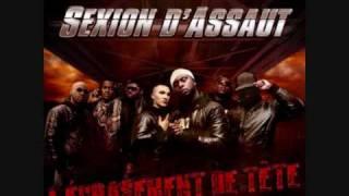 Sexion D'Assaut - La Douille Lyrics