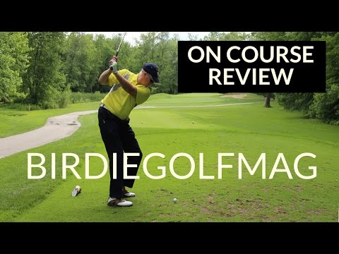 TaylorMade Aeroburner Irons - On Course Review