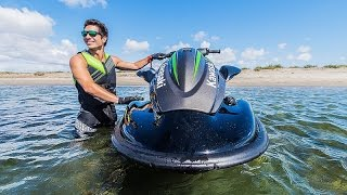8. New 2017 Kawasaki Jet Ski® STX®-15F PWC For Sale Punta Gorda near Fort Myers and Cape Coral, FL