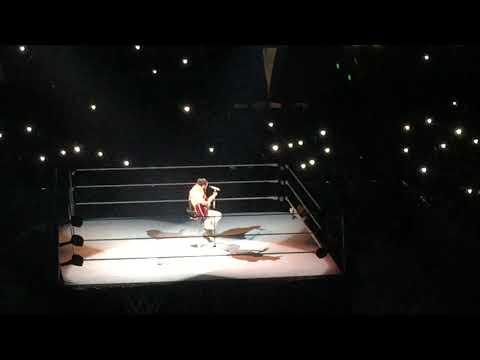 WWE Santiago 2018 Elias Concert in Chile canta