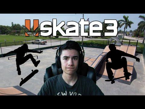 How to Skateboard Like a Pro [Skate 3]