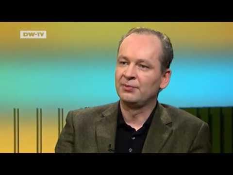 Unser Gast: Ferdinand von Schirach,Rechtsanwalt und Autor   Typisch Deutsch