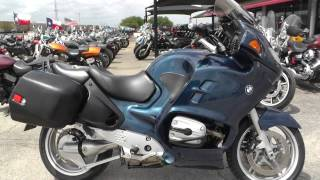 5. E91092 - 2004 BMW R1150RT - Used motorcycles for sale
