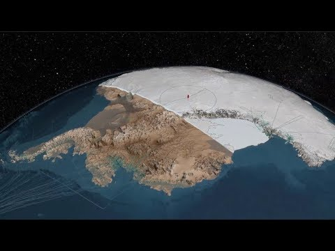 The Secret World Under Antarctica
