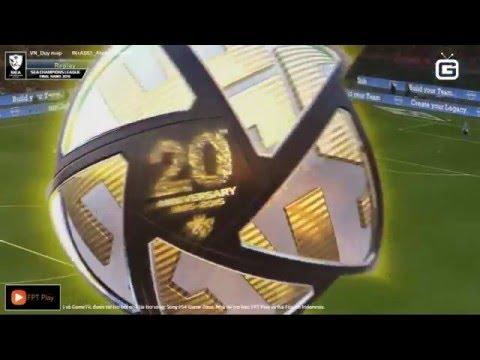 [PES League Asia 2016] VN_Duy Map vs INDO_Ahmad Habibie - Vòng loại ngày 16/4