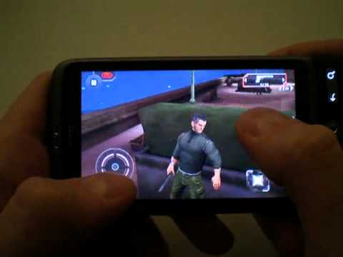 Splinter Cell Conviction Android