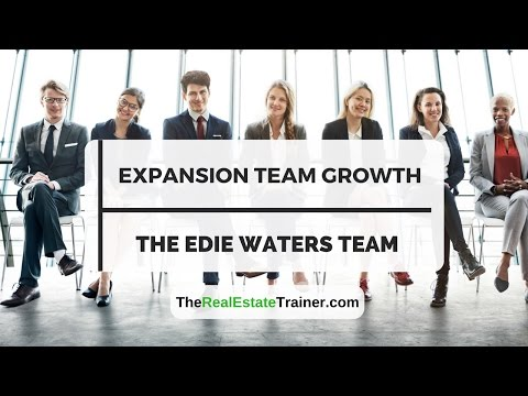 Expansion Team Growth - Structure & Recruiting