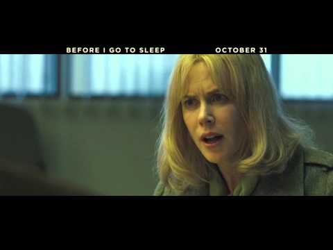 Before I Go to Sleep (TV Spot)