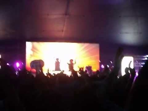 Apologize (rmx) Creamfields Chile 2012
