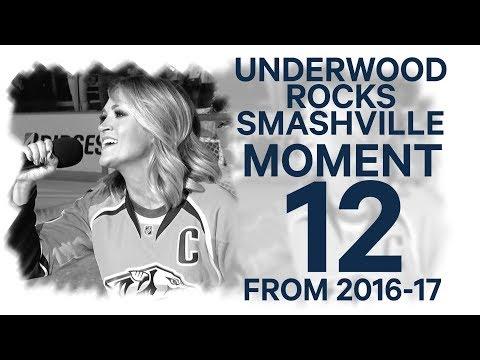 Video: NO. 12/100: Underwood rocks Smashville
