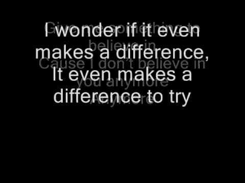 """Maroon 5. """"Makes Me Wonder"""" (Lyrics)"""