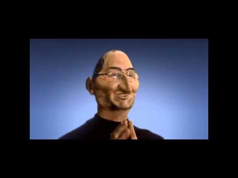 Steve Jobs aux Guignols de lInfo