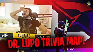 Video INSANE DR. LUPO TRIVIA MAP! COOLEST THING IN CREATIVE MODE EVER! (Fortnite: Battle Royale) MP3, 3GP, MP4, WEBM, AVI, FLV Juni 2019