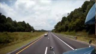 Beckley (WV) United States  City new picture : Interstate 77 from Southern Virginia State Line to Beckley, WV in 5 minutes