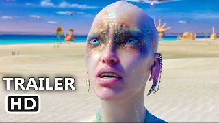 Nonton Valerian And The City Of A Thousand Planets Trailer   2  2017  Sci Fi Movie Hd Film Subtitle Indonesia Streaming Movie Download