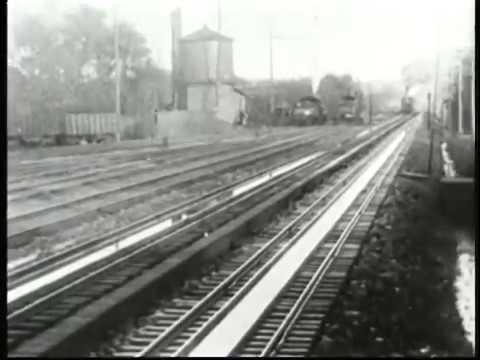 Vintage Railroad Videos