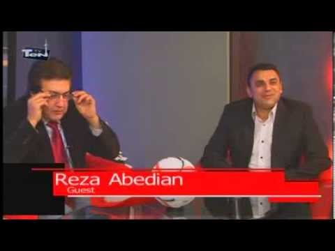 Sport Program in Ten TV by Mehran and Mehrdad part 2