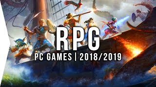 Video 30 Upcoming PC RPG Games in 2018 & 2019 ► cRPG, jRPG, & Action Role-playing! MP3, 3GP, MP4, WEBM, AVI, FLV Juni 2018