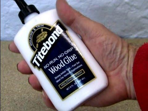 Titebond End Grain Glue Test