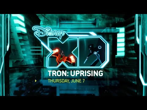 TRON: Uprising Promo (after Series Premiere)