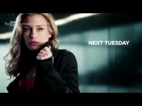 Covert Affairs 4x09 Promo - Hang Wire [HD]