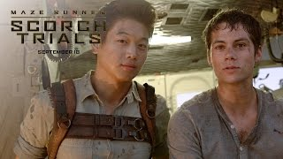 Nonton Maze Runner  The Scorch Trials   The Story  Hd    20th Century Fox Film Subtitle Indonesia Streaming Movie Download