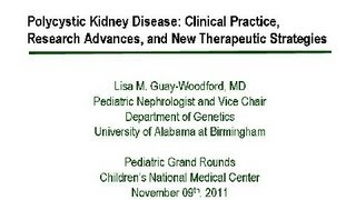 Grand Rounds Nov 9, 2011 | Children's National Medical Center