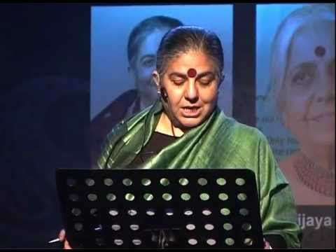 TEDxMasala - Dr Vandana Shiva - Solutions to the food and ecological crisis facing us today.