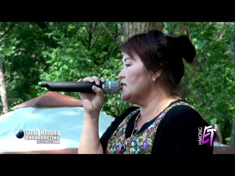 "Suab Hmong Entertainment: Pa Thao ""Maiv Puv"" Performed a Hmong Poem ""Paj Huam"""