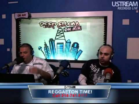 Microphone Killa en D-Town Reggaeton Time (Pauta Pa Red Skull)