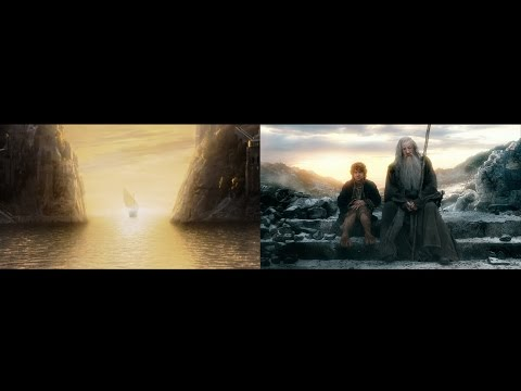 A Video Tribute to the Middleearth films by Peter
