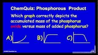 Phosphorus Product (Quiz)