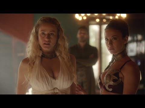 Olivia Taylor Dudley - The Magicians S01E10, Highlights 720p