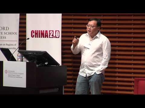 China 2,0: RenRen CEO Chen  's eröffnender Grundgedanke