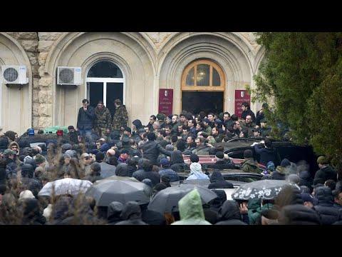 Διαδηλώσεων συνέχεια στην Αμπχαζία – Για «απόπειρα πραξικοπήματος» μιλά ο πρόεδρος…