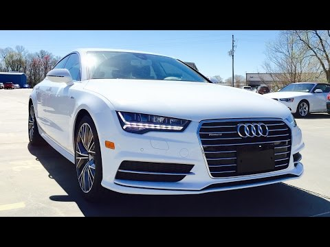 2016 Audi A7 Prestige S Line 3.0T Quattro Tiptronic Full Review /Exhaust /Start Up /Short Drive