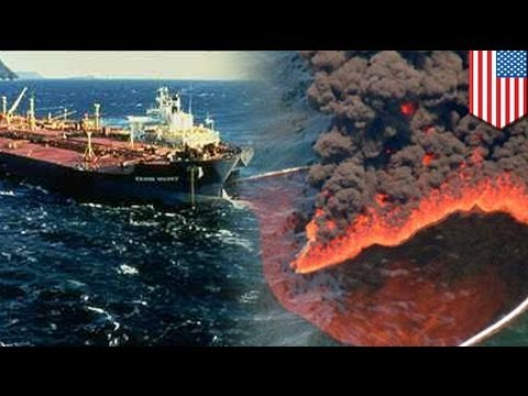 25th Anniversary of Exxon Valdez oil spill March 24, 1989